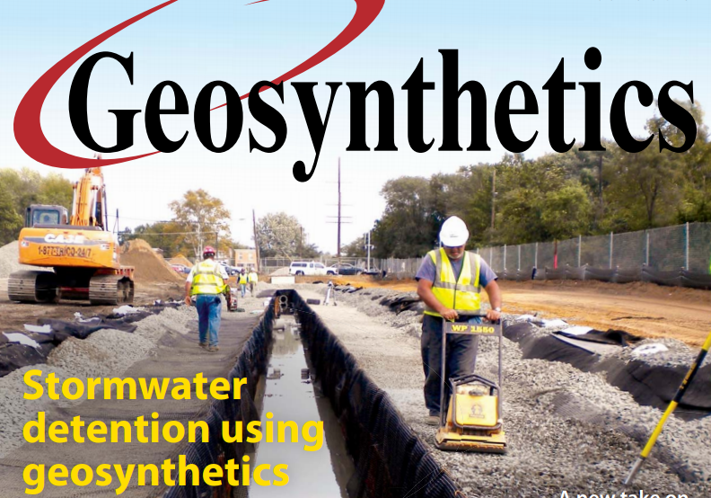 Geosynthesis Magazine - June, 2010